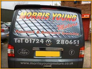 Morris Young Motors Ltd Sidebar Image 1